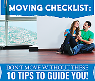 10 Steps to a SHOCKINGLY SIMPLE Move!