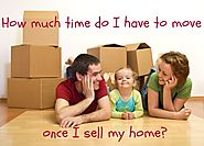 How much time do I have to move, once I sell my home? | Southeast Florida Real Estate