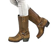 Top 5 Women's Harness Cowboy Boots 2016