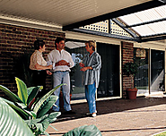 Colorbond and Modern Verandah at undercoverconcepts