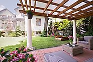 Considered in Affordable Modern Pergola