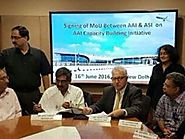 Aviation Strategies International and Airports Authority of India sign Memorandum of Understanding on Competency Buil...