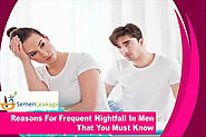 Reasons For Frequent Nightfall In Men That You Must Know