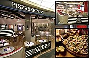 Ease of ordering Pizza with PizzaExpress!