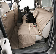Buy Camo & Canine Car Seat Covers In USA