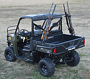 Get Great Day Sporting Clays UTV Gun Rack Online