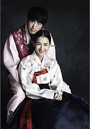 Kang Hye Jung and TABLO