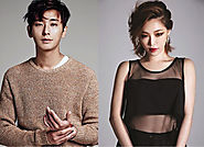 Ga In and Joon Ji Hoon