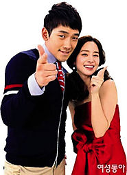 Kim Tae Hee and Rain