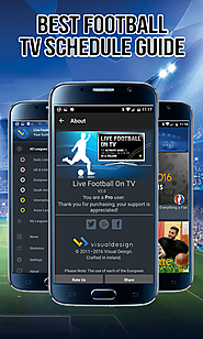 Live Football On TV (Guide)