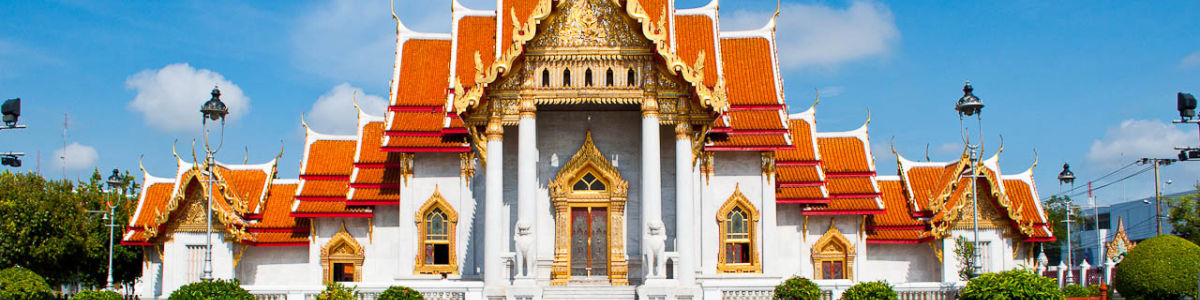 Headline for 10 Must See Temples in Bangkok – Experience the Ancient Culture