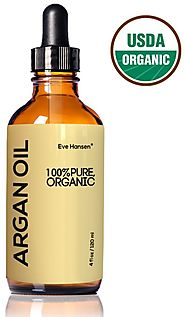 Eve Hansen- 100% Pure & Organic ARGAN Oil