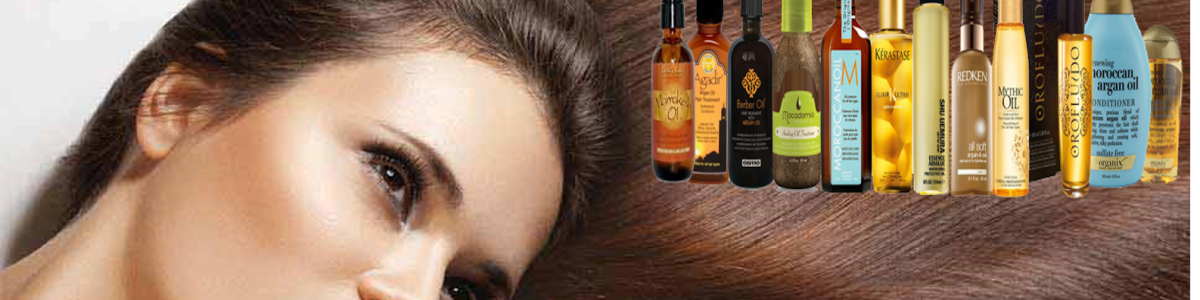 Headline for Top 7 Argan Oil For Hair