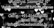Vashikaran Mantra for Love Success