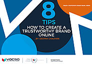 8 Tips on How to Create a Trustworthy Brand Online | Download Free eBook or Whitepaper