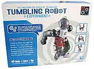 Easy to Build Tumbling Robot Experiment Kit