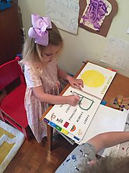 Preschool Activities Book | Early Childhood Education Book