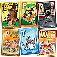 He's All Boy Alpha Cards: ABC Flash Cards Especially for Boys