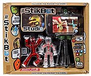 Stikbot Stikbot Studio Exclusive 3 [Exclusive Red Figure]