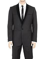Get Wonderful Look With One Button Tuxedo For Mens At MensItaly