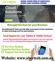 Managed Service Providers Sydney