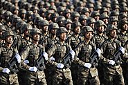 People's Liberation Army, China
