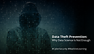 Data Theft Prevention: Why Data Science Is Not Enough