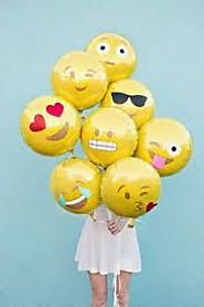 Emoji Party Supplies | Emoji Party Ideas