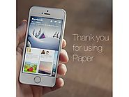 Facebook Takes Scissors to Paper App
