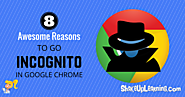 8 Awesome Reasons to Go Incognito in Google Chrome | Shake Up Learning