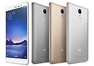 Xiaomi Redmi Note 3 (Gold) | Online Shopping at poorvikamobile.com