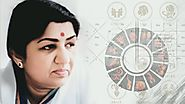 Lata Mangeshkar and Astrology