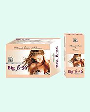 Big B-36 Capsules and Oil Best Value Combo Packs