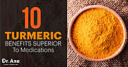 Turmeric Benefits Superior To 10 Medications At Reversing Disease