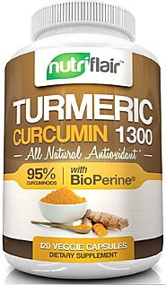 High Quality Turmeric Curcumin Reviews & Rating 2016