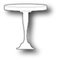 View the [897] DIES- Aston Side Table at http://www.poppystamps.com