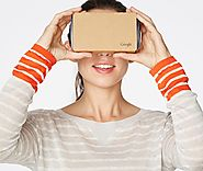 Google Cardboard - Poor Man's Virtual Reality - White Elephant Gifts