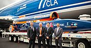 The Bloodhound Project forms partnership with CargoLogicAir for air cargo