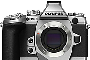 Olympus OM-D E-M1 16MP Mirrorless Digital Camera