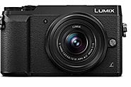 Panasonic LUMIX GX85 4K Mirrorless Interchangeable Lens Camera Kit, 12-32mm Lens, 16 Megapixels, Dual Image Stabiliza...