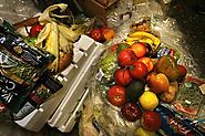 Half of all US food produce is thrown away, new research suggests