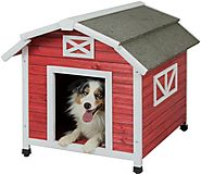 The Best Comfort Your Pet Can Get: Dog House with Air Conditioner