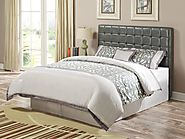 Tanner Headboard - Bedroom Furniture Sets