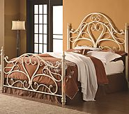 Ornate Headboard - Bedroom Furniture Sets