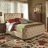 Esther Bed - Bedroom Furniture Sets