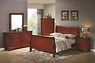Louis Phillippe II - Bedroom Furniture Sets