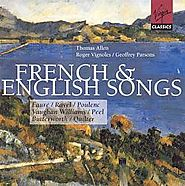 French & English Songs - Thomas Allen | Songs, Reviews, Credits | AllMusic