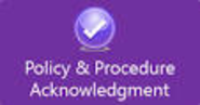 Policy Acknowledgment Software