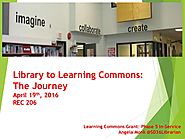 Learning Commons In Service Phase 5