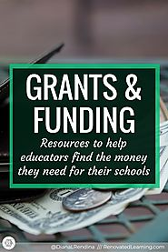Grants & Funding | Renovated Learning